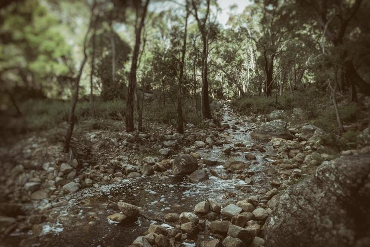 Stoney follow aptly named Creek - garylight | ello