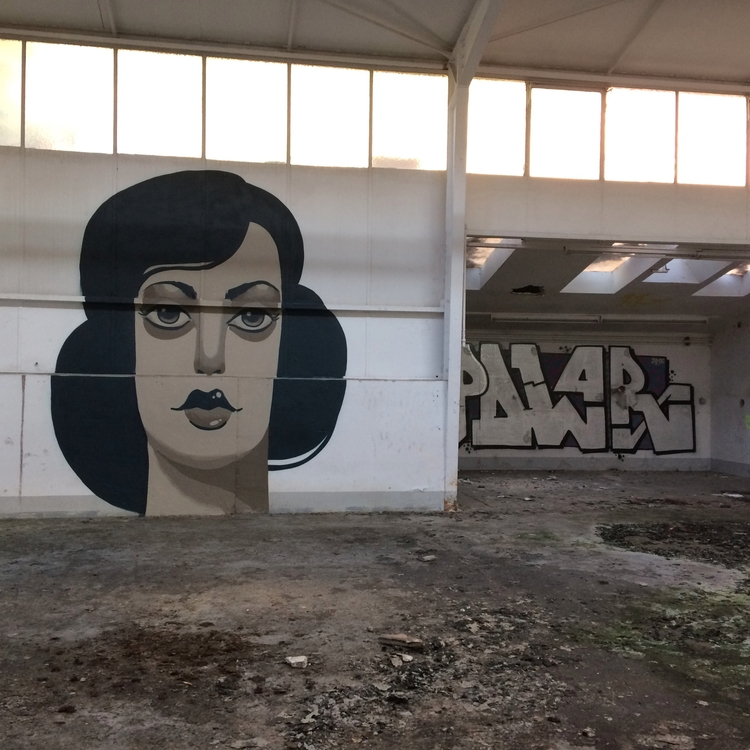 ate, urbanart, art, streetart - sidas_ate   ello