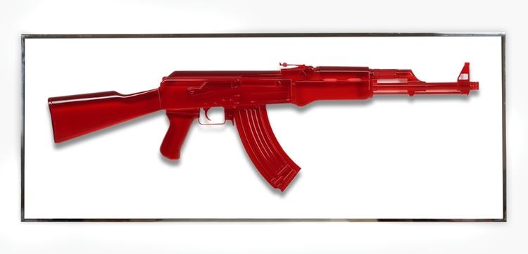 AK47 Mauro Perucchetti 2005 med - mauroperucchetti | ello