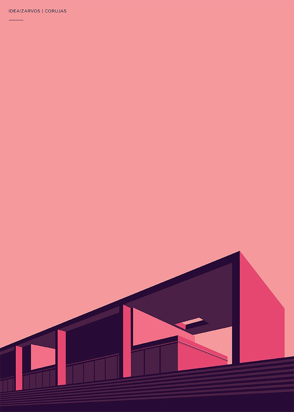 Colorful Architectural Illustra - benim_jbweb | ello