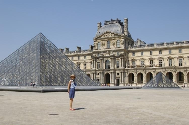 revisiting Paris week, passport - katemoriarty   ello