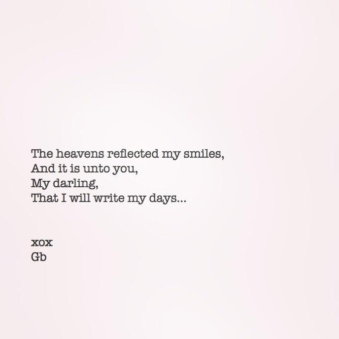 Endless love dreaming...  - writing - goldenbirdiewrites   ello