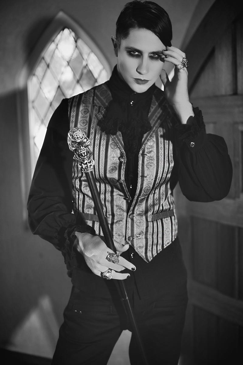 Photographer/Concept/Stylist: J - darkbeautymag | ello