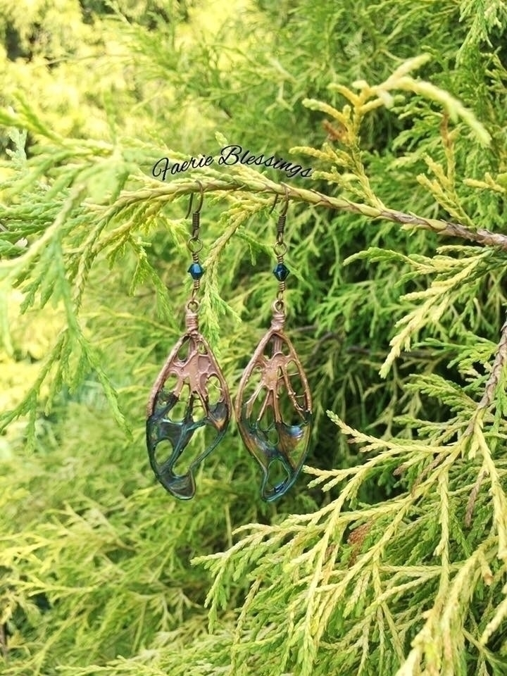 lalalalove earrings entire coll - faerieblessings | ello