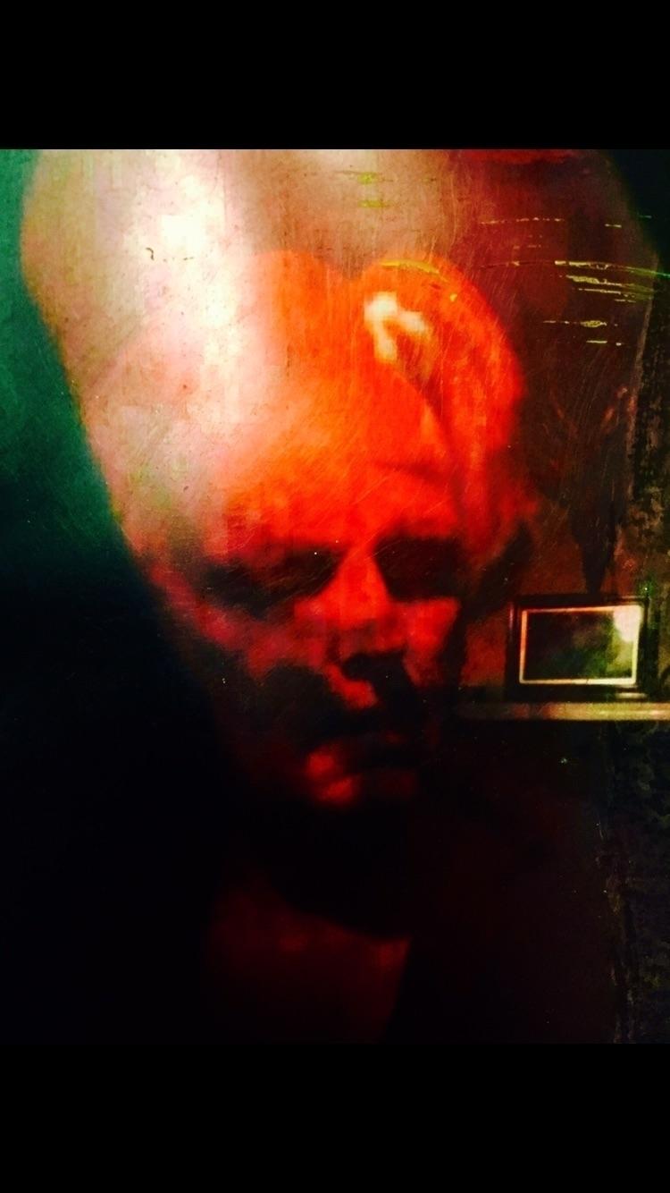 Redman - photoedited, red, face - jackthelad15 | ello