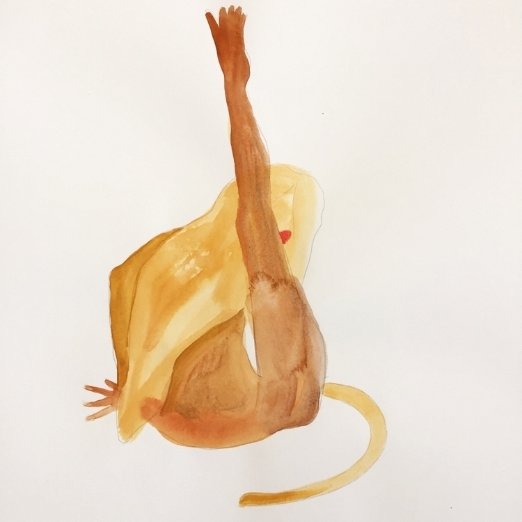 drawing#cat#figure#runjiang - runjiang | ello