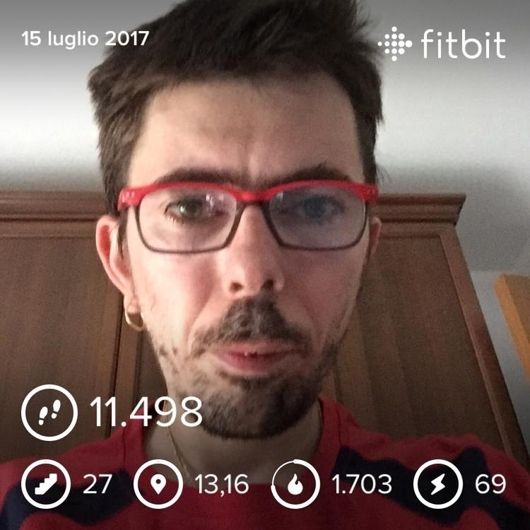 DiegoAllenamento, Podismo, Fitbit - diegodiverbania | ello