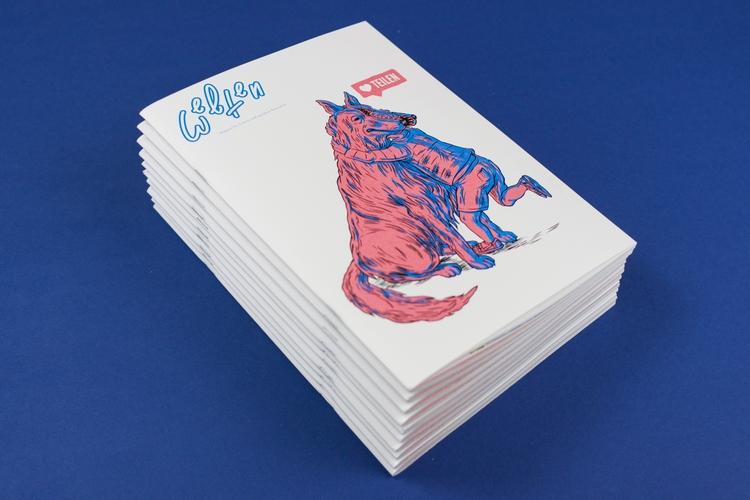 issue Welten – Magazine Comics  - weltenmagazin | ello