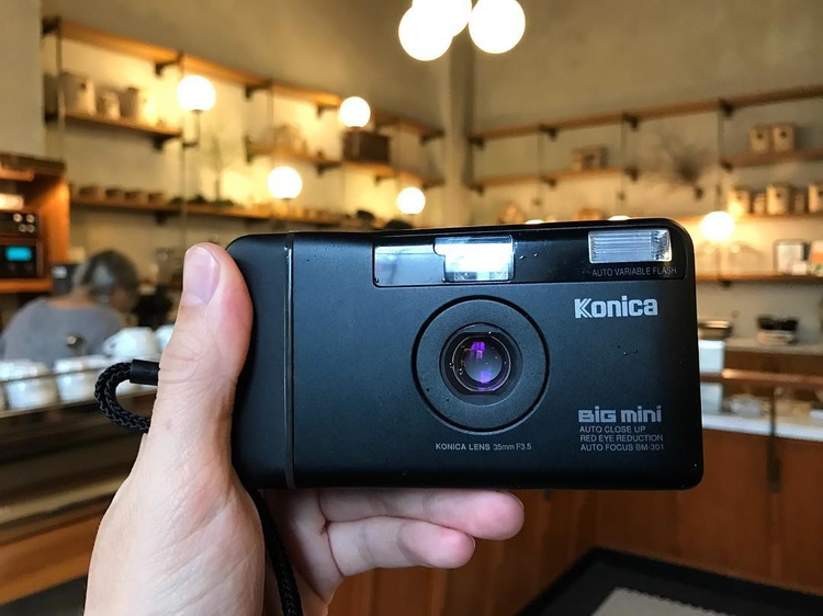 konica big mini japanese photog - kappuru | ello