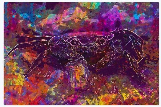 - Close - artwork, sale!, crab - pixbreak   ello