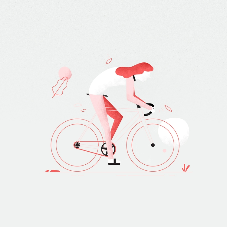 BICYCLE LIFE - bicycle, bike, bicyclelife - gloriaciceri | ello