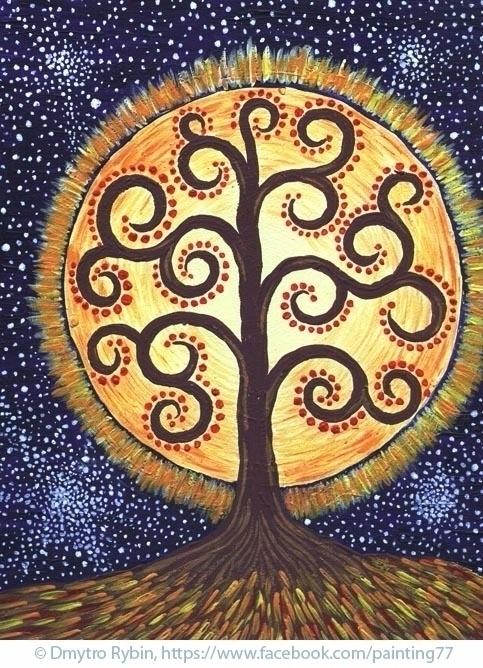 tree life formula universe. Ene - dmytroua | ello