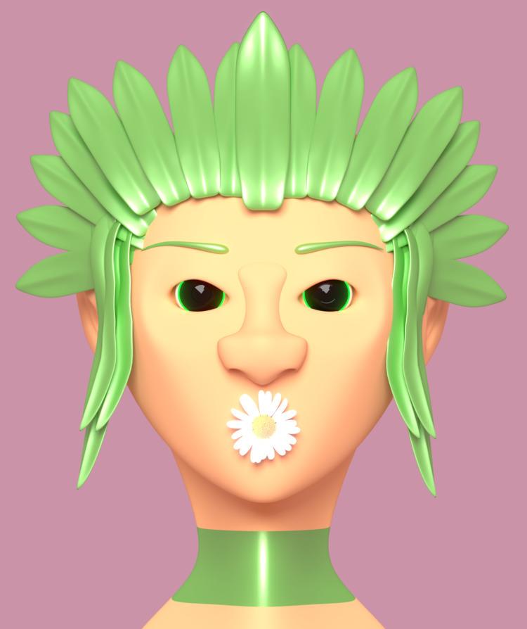 character, characterdesign, 3d - solutuminvictus | ello