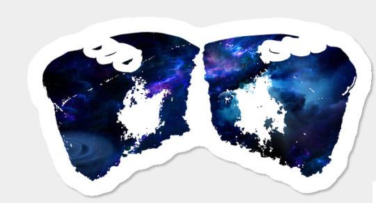 Intergalactic Floating Space Cu - littlebunnysunshine | ello