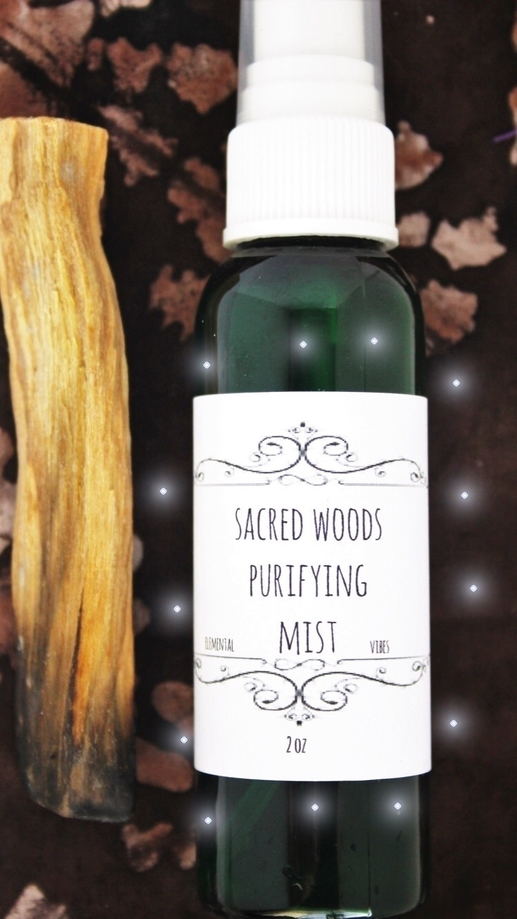 Palo Santo mystical tree grows  - elementalvibes | ello