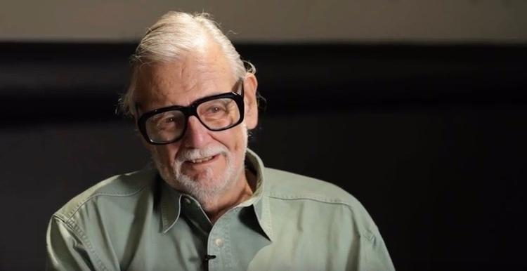 George Romero, iconic zombie fi - bonniegrrl | ello