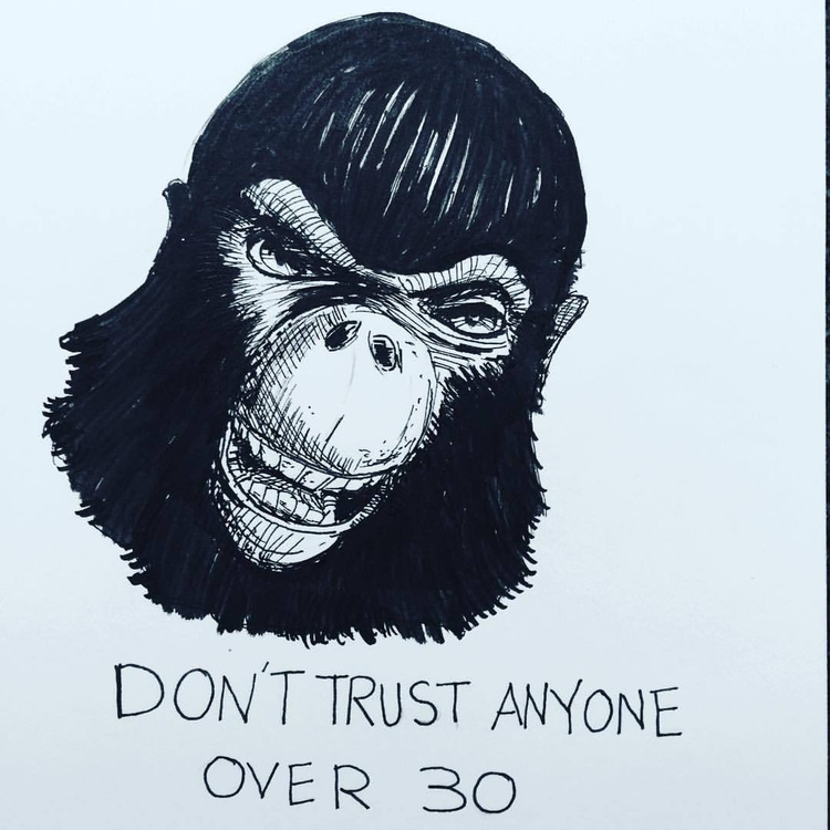 Ape Wisdom - marksolario   ello