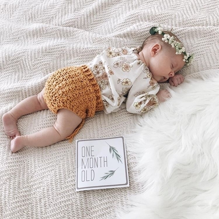Sleeping beauty newborn adorabl - steeniesbeanies | ello