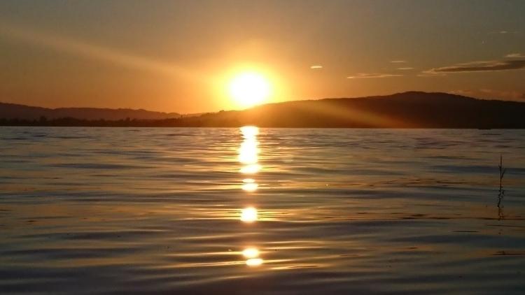 Sunset Switzerland - goorganic | ello