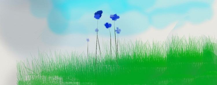 Medow Flowers - monoshko   ello