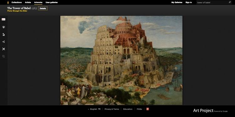 Introducing Art Talks Google+ - elloandroid | ello