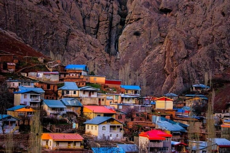 یکی از خوش آب و هوا ترین روستای - negarestanhonar   ello