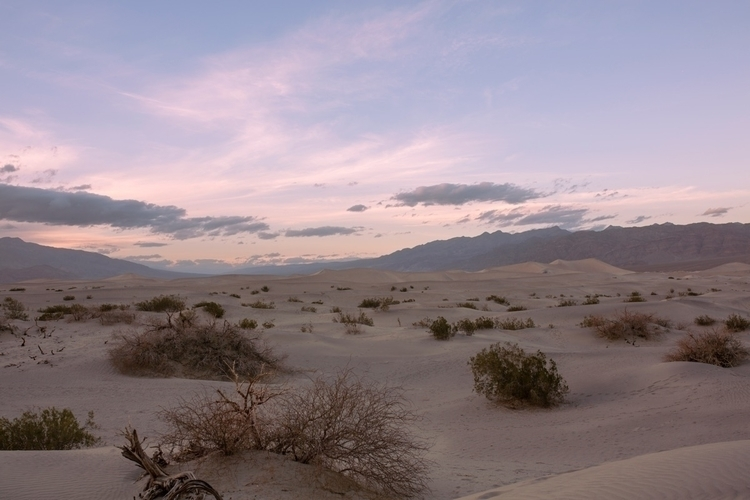 desert sunsets - deathvalley, naturephotography - madelinejean | ello