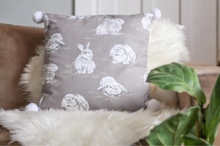 BUNNY | added shop Super cute W - littlemisslorraine | ello