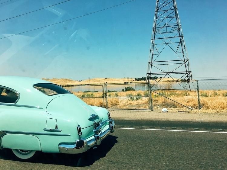 1952 - driveclassics, highway, fineart - tramod | ello
