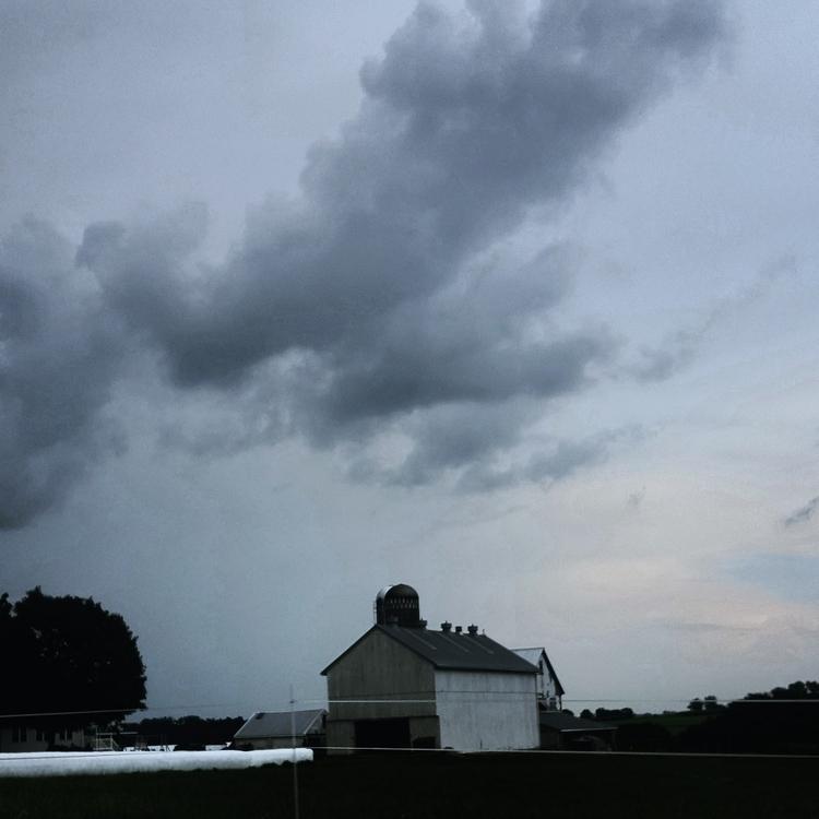 Evening Storms<|:)🖤:thunder - grayvervain | ello