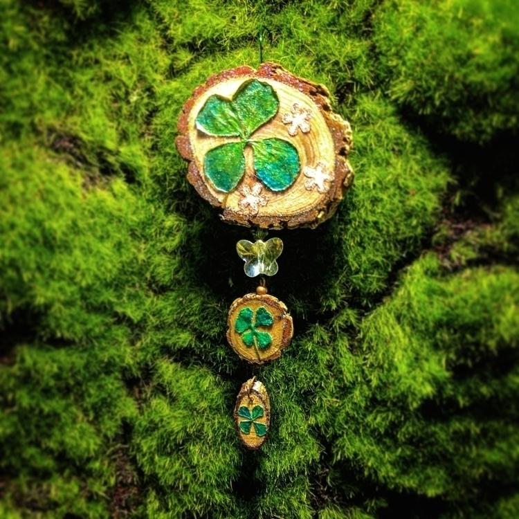 :green_heart::four_leaf_clover - clovermoon   ello