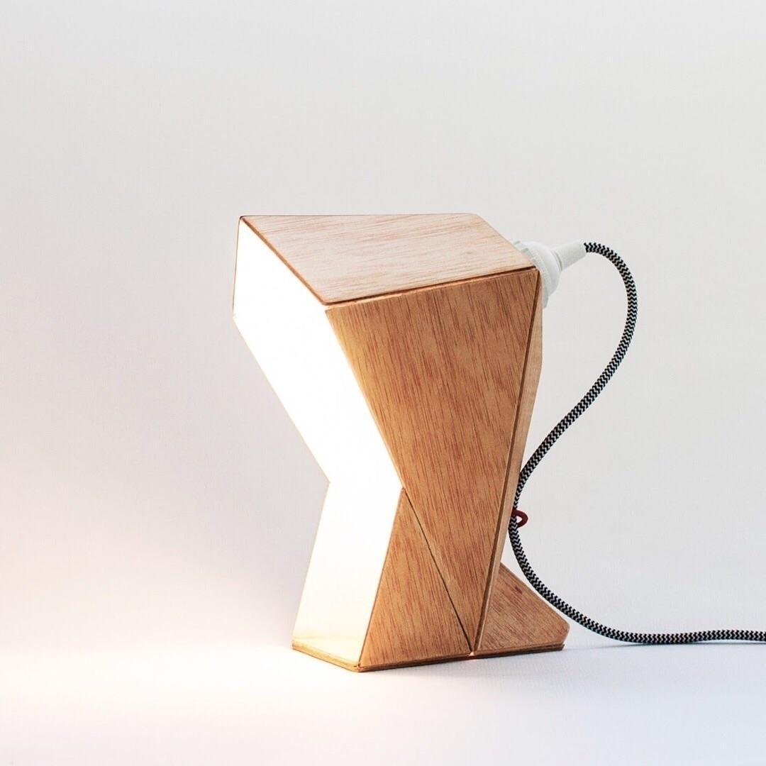 Capucha lamp. Origami inspired  - oitenta | ello