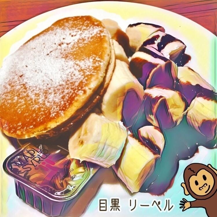 【昨日の朝活のパンケーキが好評!】 yummy explain - satoru_nakamori   ello