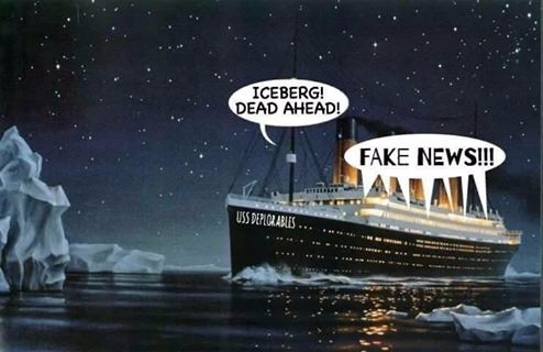 ImpeachTrump, FakePresident, FakeNews - robogiggles | ello