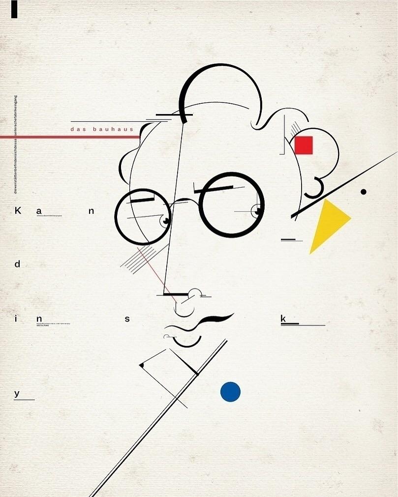 Santiago Crescimone - Kandinsky - bauhaus-movement   ello