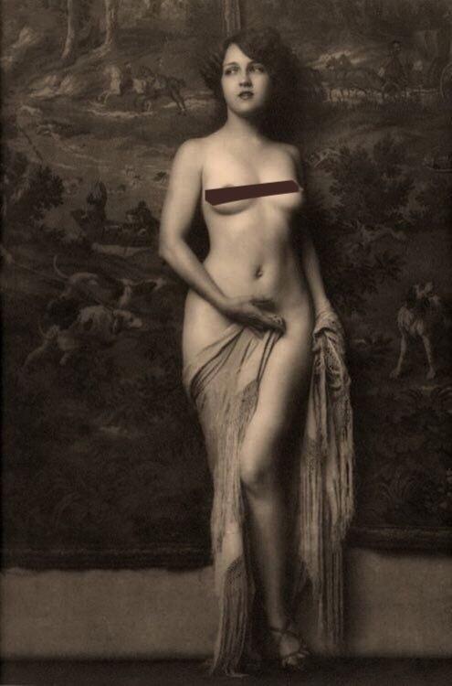Edwardian, nude, vintage - victorianchap | ello