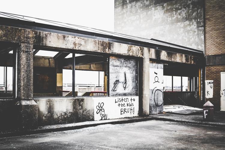 Listen Kids Graffiti broken win - mattgharvey | ello
