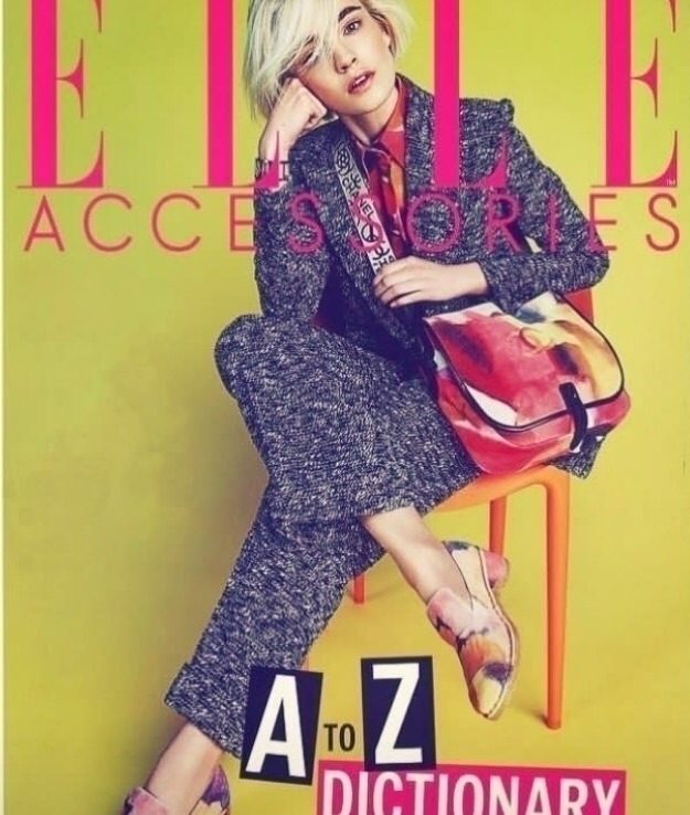 Elle Japan - fashion, coverstory - abbyclee | ello