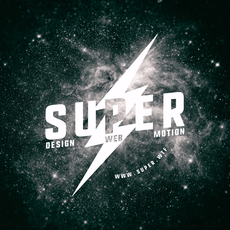| design web motion  - super, logo - chriscorrado | ello