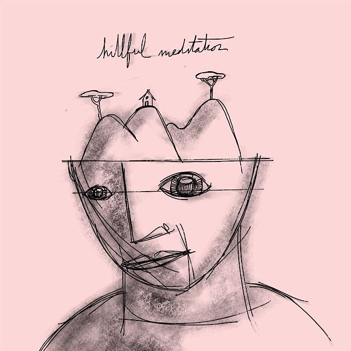 hillful meditation - nature, hills - catswilleatyou | ello