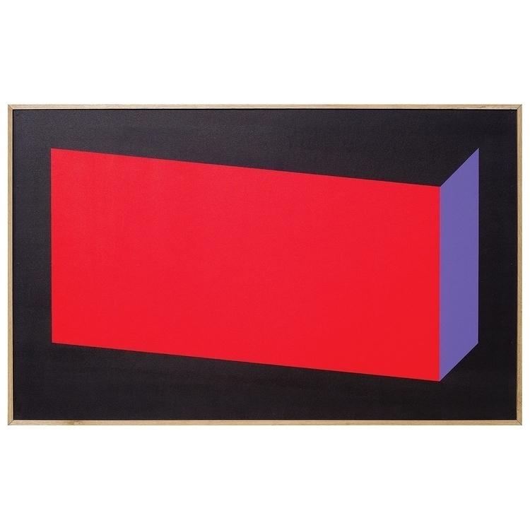 Switch 48 78 Acrylic wood  - Colorfield - andrew_faris | ello
