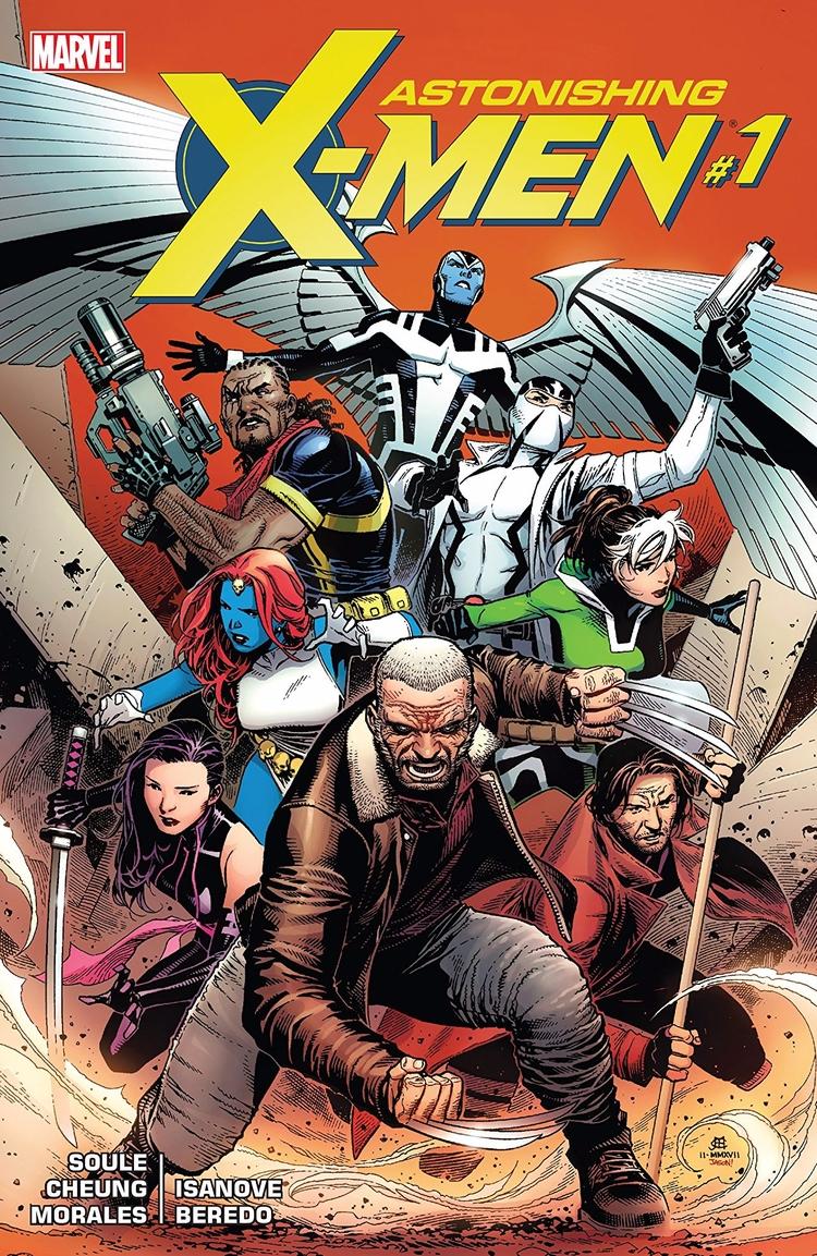 Astonishing Marvel Comics 2917  - oosteven   ello