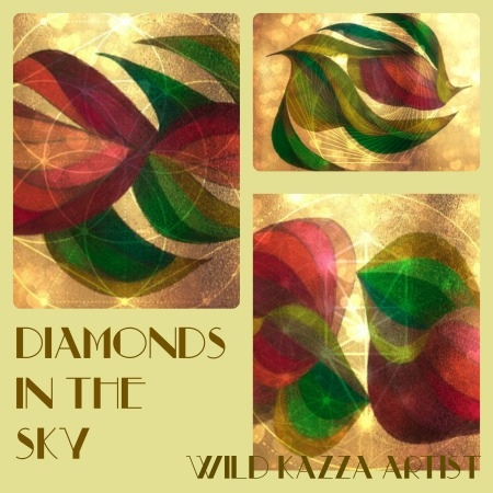Diamonds Sky Dream Mood Wild Ka - wild-kazza | ello