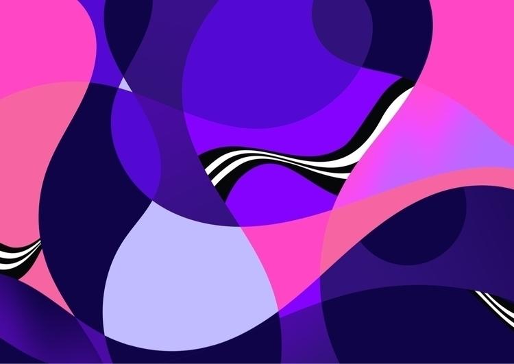 FLŌW - based kleurstaal series - bramvanhaeren | ello