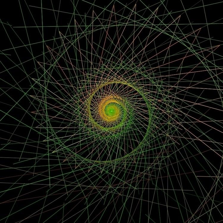 study (creative coding) logarit - konstantinos776 | ello