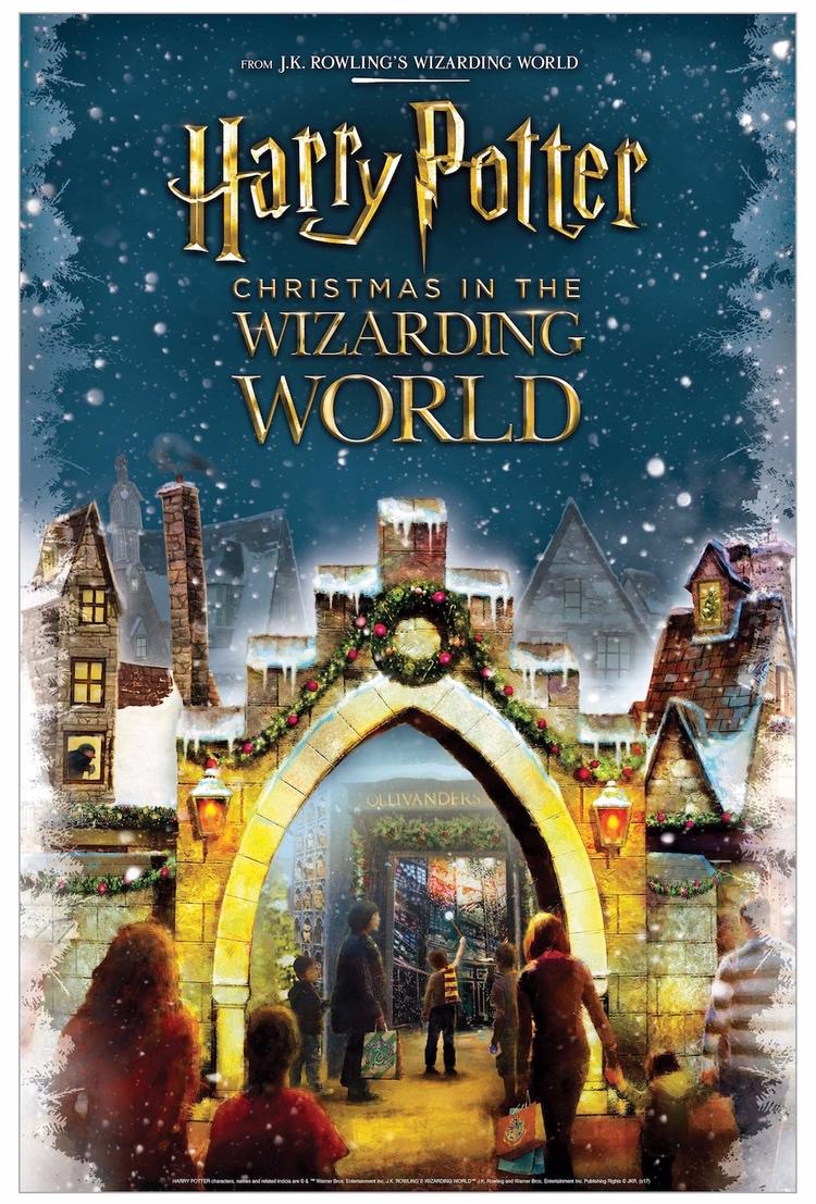 Harry Potter holiday experienc - bonniegrrl | ello