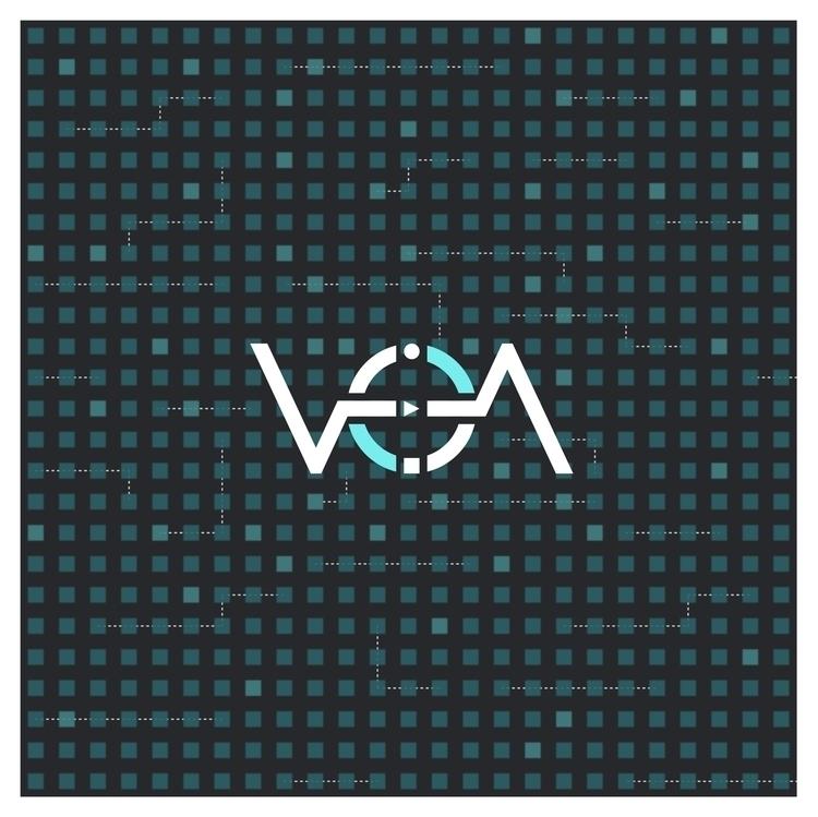 Veda named HDD - logo, design, cyberpunk - falcema | ello