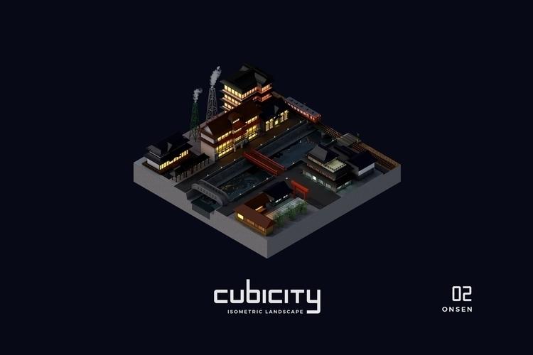 Cubicity - Onsen (Hot spring re - falcema | ello