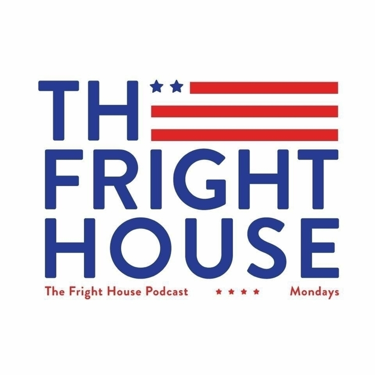 Fright House Podcast - Branding - huddlelab | ello