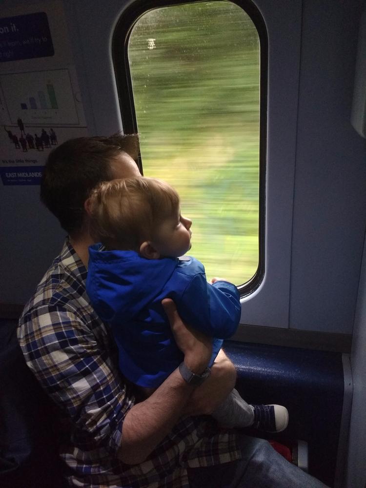Trains - amemayfield   ello